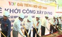 Mise en chantier d'une nouvelle station de VOV à Phu Quoc