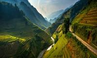 Ouverture de la semaine de la culture et du tourisme sur les rizières en terrasses