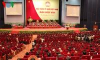 Ouverture du 8ème congrès du Front de la Patrie du Vietnam