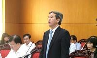 Les députés interrogent le gouverneur de la Banque d'Etat