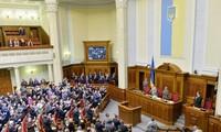 Ukraine: fin de dépôt des candidatures pour les futures législatives