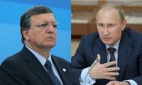 L'UE met en garde Poutine contre des sanctions visant l'Ukraine