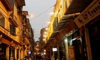 Inauguration de 6 rues piétonnes dans le vieux quartier de Hanoï