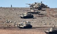 Washington et Londres prêts à examiner une zone tampon entre Syrie et Turquie