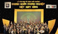 Célébration de la journée des hommes d'affaires vietnamiens
