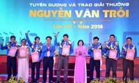 Ho Chi Minh-ville : 27 jeunes ouvriers reçoivent le prix Nguyen Van Troi
