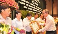90% des habitants de HCM-ville privilégient les marchandises vietnamiennes