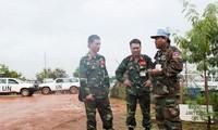 Vietnam, partenaire fiable dans la mission de l'ONU de maintien de la paix