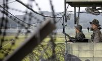 Échanges de tirs à la frontière entre les deux Corées