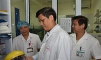 Ebola : le Vietnam renforce les mesures de surveillance