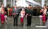 65ème journée des soldats volontaires et experts militaires vietnamiens au Laos