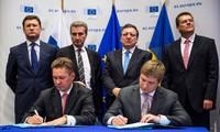 Gaz : l'Ukraine trouve un accord avec la Russie