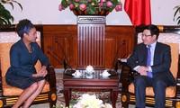 Le Vietnam souhaite développer les relations avec le Canada et la Francophonie