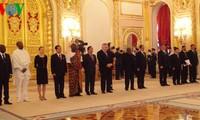 La Russie accompagne toujours le Vietnam