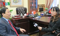Nguyen Phu Trong en Russie : aller plus loin dans l'amitié