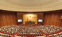 Assemblée nationale : adoption de certains projets de loi