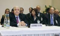 Le régime syrien et ses opposants prêts à dialoguer sous les auspices russes