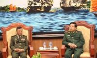 Le secrétaire d'Etat cambodgien à la Défense en visite au Vietnam