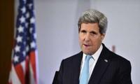 Kerry demande au Congrès l'autorisation des forces terrestres contre l'EI