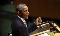 Mise en garde du président américain contre l'Etat islamique