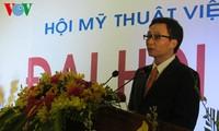 Le 8ème congrès national de l'Association des Beaux-arts du Vietnam