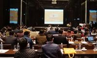 Conférence - bilan du programme d'initiatives pour la lutte contre la corruption en 2013