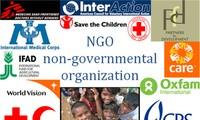 Bilan des activités des ONGs étrangères de 2014