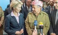 L'Allemagne propose d'aider l'Irak à combattre l'Etat islamique