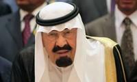 Le Vietnam présente ses condoléances suite au décès du roi d'Arabie saoudite