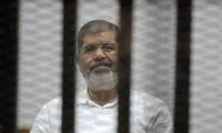 Egypte: Quatrième procès pour M.Morsi, pour «espionnage» au profit du Qatar