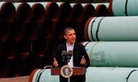Barack Obama oppose son veto au projet d'oléoduc géant Keystone