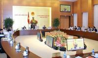 36ème session du comité permanent de l'Assemblée nationale, 13ème législature