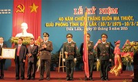 40 ans de la libération de Buon Ma Thuot