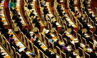 Clôture de la 36e session de l'Assemblée nationale