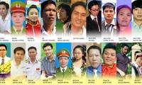 Publication de la liste des 10 jeunes figures exemplaires de 2014