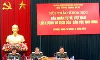 Les milices populaires - les pionniers des insurrections armées au Vietnam