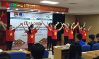 400 jeunes volontaires prêts à accueillir l'UIP-132