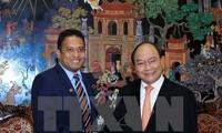 Vietnam-Sri Lanka: promouvoir les échanges entre les 2 organes législatifs