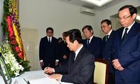 Nguyen Tan Dung assistera aux funérailles de Lee Kuan Yew