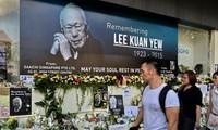 Singapour rend un dernier hommage à Lee Kuan Yew