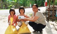 Marraine Mai et les enfants démunis de Cân Tho