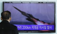 Tirs de missiles nord-coréens, avant la visite d'un officiel américain à Séoul