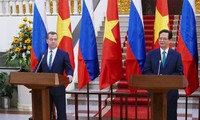 Vietnam-Russie: impulser le partenariat stratégique intégral