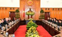 Le Vietnam déroule le tapis rouge aux hommes d'affaires européens