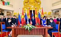Vietnam-Russie: signature d'importants documents de coopération sanitaire