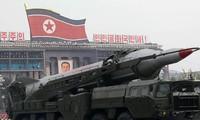 Pyongyang effectue de nouveaux tirs de missiles balistiques
