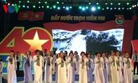 40ème anniversaire de la libération du Sud: diverses activités de commémoration