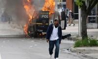Etats-Unis : situation encore tendue à Baltimore, malgré le couvre-feu