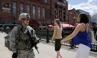 La tension persiste à Baltimore, patrouilles dans les rues