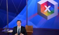 """Législatives britanniques : travaillistes et """"Tories"""" à égalité à une semaine du scrutin"""